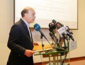 مستشار رئيس الجمهورية يكرم أعضاء الاتحاد العربى للفئات الخاصة