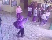 شاهد.. لحظة إطلاق النار على تلاميذ مدرسة ابتدائية فى البرازيل