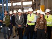 رئيس الوزراء يتفقد عددا من المشروعات بالمنطقة الاقتصادية لقناة السويس