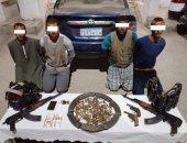 المتهمون بالاتجار في السلاح بأسيوط: بحثنا عن الثراء السريع