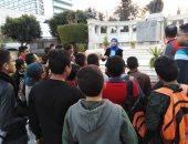 المتحف المصرى بالتحرير ينظم جولة إرشادية لطلاب محافظة قنا