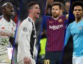 ساديو ماني ينافس ميسي ورونالدو على لقب الأفضل في دوري أبطال أوروبا