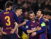 برشلونة يستطلع هلال الدوري الإسباني ضد ريال بيتيس اليوم