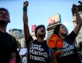 آلاف السكان الأصليين يتظاهرون بالبرازيل احتجاجا على خطة لترسيم الأراضى
