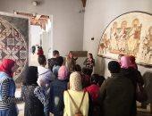 جولة لأطفال الصم والبكم بمجمع الأديان.. وورشة فنية بمتحف قصر المنيل