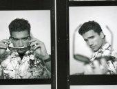 نجم La Casa De Papel فى نيولوك من السبعينات بالأبيض والأسود .. صور