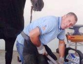 """""""سايس خيل"""" سورى فر من الحرب ليلقى ربه فى حادث مسجد نيوزيلندا الإرهابى"""