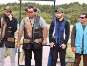 رماية الصيد تسيطر على ميداليات بطولة الجمهورية للكومباك سبورتنج