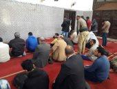 رئيس وطلاب جامعة الأزهر يؤدون صلاة الغائب على شهداء مسجدى نيوزيلندا