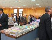 هيئة الكتاب تفتتح معرض المنيا للكتاب فى دورته الـ 6