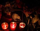بالشموع والزهور.. المئات يشاركون فى تأبين شهداء مسجدى نيوزلندا