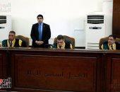 """مد أجل الحكم على 9 متهمين بـ""""حرق كنيسة كفر حكيم"""" لجلسة 2 يونيو"""