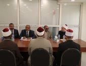 """""""البحوث الإسلامية"""": بدء اختبارات مبعوثى الأزهر إلى دول العالم خلال رمضان"""
