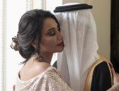 """""""أحلى فرحة"""".. بسمة وهبى تنشر صور مع فرح نجلها فى السعودية"""