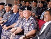العاهل الأردنى يتوجه إلى أبوظبى لحضور تدريب عسكرى مشترك