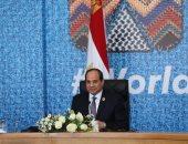 فيديو.. الرئيس السيسى يطلق مبادرة للقضاء على فيروس سى لمليون أفريقى
