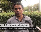 لولاه لزاد عدد الضحايا.. تعرف على قصة رجل أفغانى واجه إرهابى نيوزيلندا بشجاعة