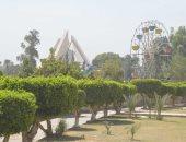 احتفالا بالعيد الـقومى ..فتح الحديقة الدولية بالمجان للمواطنين بالمنيا