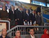 محافظ بني سويف ومدير الأمن يشهدان قرعة الحج العلنية لمديرية الأمن لعام 1440هـ /2019