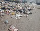 شكوى من انتشار القمامة بشارعى أحمد عصمت وصعب صالح بعين شمس