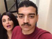 بعد ما سابته سارة.. كايا مع دانا حمدان.. فيديو وصور