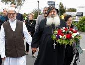 تحية لأرواح الشهداء.. مظاهرات ودموع وشموع فى نيوزيلندا بسبب الحادث الإرهابى