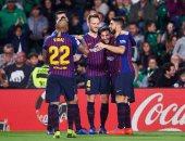 إنفوجراف.. المباريات المتبقية لـ برشلونة وأتلتيكو مدريد فى الدوري الإسباني