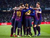 """الأرقام تكشف.. برشلونة """"ملك"""" الدوري الإسباني 2019"""