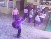 احذروا ألعاب الإنترنت.. فيديو صادم للحظة قتل طالبين لزملائهم بمدرسة برازيلية