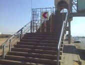 مطالب بإنشاء كوبرى مشاه مدخل الهوارية بالعامرية