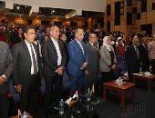 """رئيس جامعة النهضة: """"فالصو"""" يحقق رؤية الرئيس فى كشف الأخبار الكاذبة والشائعات.. فيديو"""