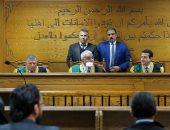 فيديو وصور.. جنايات القاهرة تقضى بالسجن المشدد 3 سنوات لمتهم بالتجمهر بالزاوية الحمراء