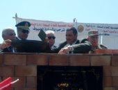 فيديو.. محافظ جنوب سيناء يفتتح مشروعات بمدينة نويبع بتكلفة 356 مليون جنيه