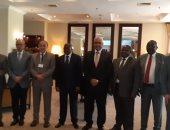 وزير التجارة الزامبى يفتتح المنتدى الاقتصادى المصرى الزامبى فى لوساكا