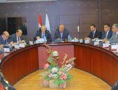 وزيرا النقل والإنتاج الحربى يتابعان معدلات تنفيذ مشروعات تطوير السكك الحديدية