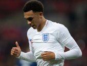رسميا.. استبعاد مدافع ليفربول من قائمة المنتخب الإنجليزي للإصابة