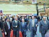 وزير التجارة يفتتح الدورة الـ52 لمعرض القاهرة الدولى