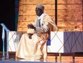 السنغالى محمد الأمين جوب يصل للحلقة ما قبل النهائية بمسابقة أمير الشعراء