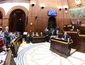 """صور.. رئيس المحكمة الدستورية السابق: تعديل المادة""""102"""" يخالف الدستور"""