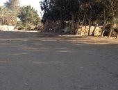 قاري يطالب بتطوير مركز شباب قرية منشأة حيدر ببنى سويف