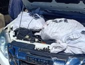 ضبط سائق يقوم بتهريب قطع غيار سيارات بميناء دمياط