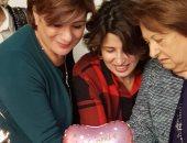 حرم السفير  المصرى ببيروت تقيم احتفالية بمناسبة عيد الأم بحضور سعد الحريري