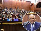 فيديو وصور.. رئيس البرلمان: نستمع لكل الفئات حول التعديلات الدستورية ولم نصل لصياغة نهائية