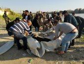 العراق: وقفة احتجاجية بالموصل تطالب بمحاسبة المتسببين بحادث غرق العبارة