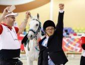 بعثة مصر تعود اليوم من أبو ظبى بعد حصد ميداليات الأولمبياد الخاص العالمى