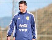 رسميا.. ميسي يشارك أساسيا مع الأرجنتين أمام فنزويلا الجمعة