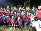 بتروجت يحصد كأس مصر للشباب فى حضور هانى أبوريدة