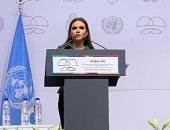 وزيرة الاستثمار: الرئيس حريص على مد جسور التعاون التنموى والاستثمارى مع دول العالم