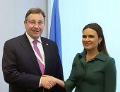 سحر نصر: مصر حريصة على التعاون مع الأمم المتحدة لجذب استثمارات إلى إفريقيا