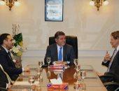 وزير قطاع الأعمال يشهد توقيع بروتوكول لتطوير 4 شركات تابعة للقابضة المعدنية